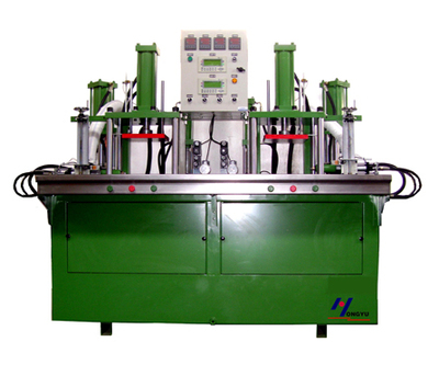 8t Vertical Dual-station Hydraulic Wax Molding Machine SHZ09-8T
